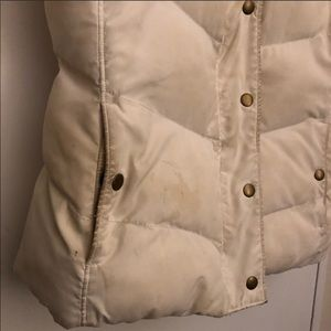 Banana Republic Jackets & Coats - Banana Republic Vest with Detachable Hood